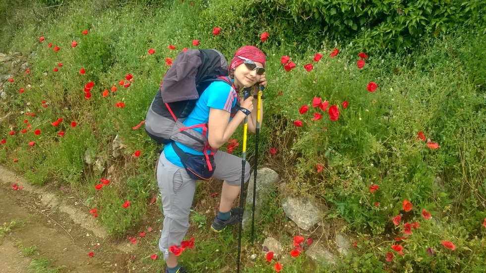 Camino Primitivo, день 1: Oviedo-San Juan de Villapañada