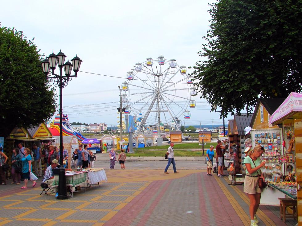 Европейские выходные в Поволжье: Йошкар-Ола и Чебоксары (13-14.08.2016), день второй