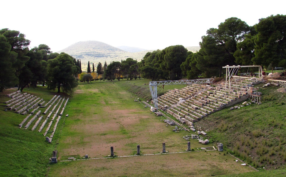 Асклепион - стадион