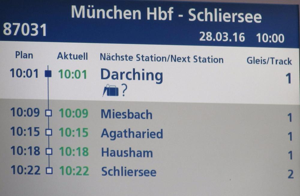 Расписание - наша остановка в 10:22