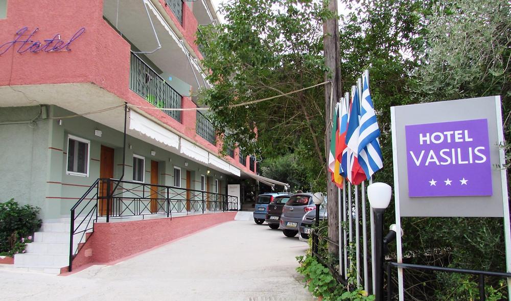 Отель Vasilis