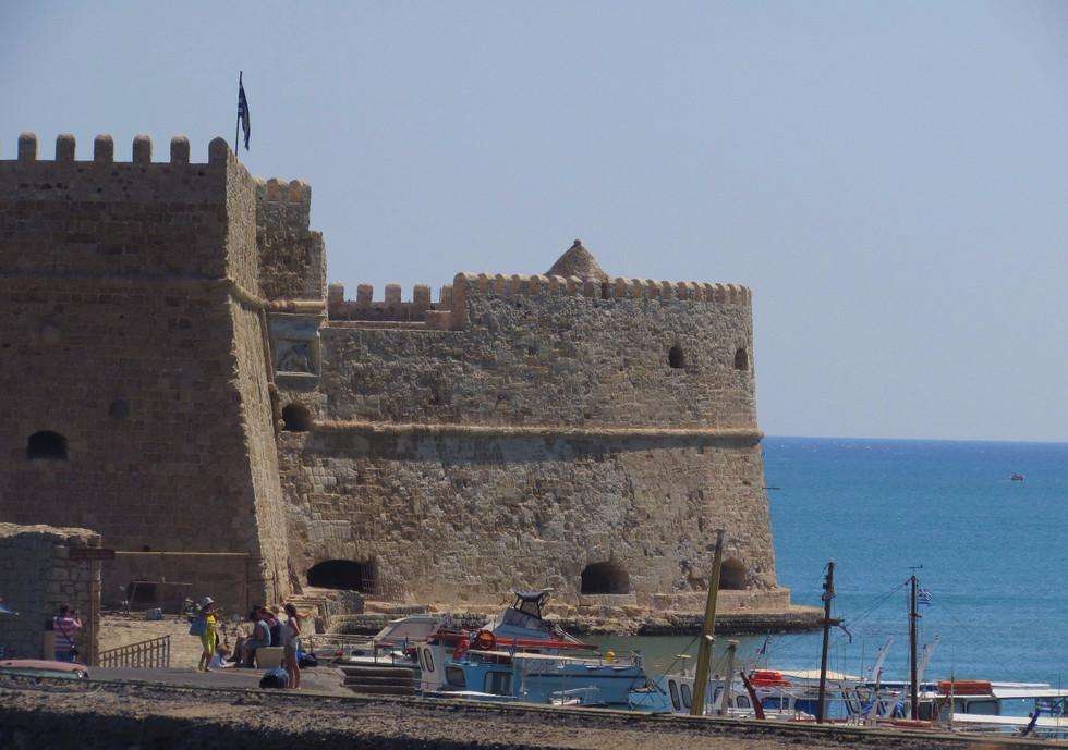 Экскурсия в Ираклион: отчет о поездке на Крит (23-28.07.2016), день пятый