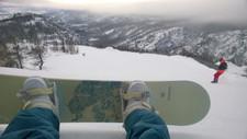 Мои первые уральские горы: отчет о ГЛЦ «Банное» на Новый год-2016
