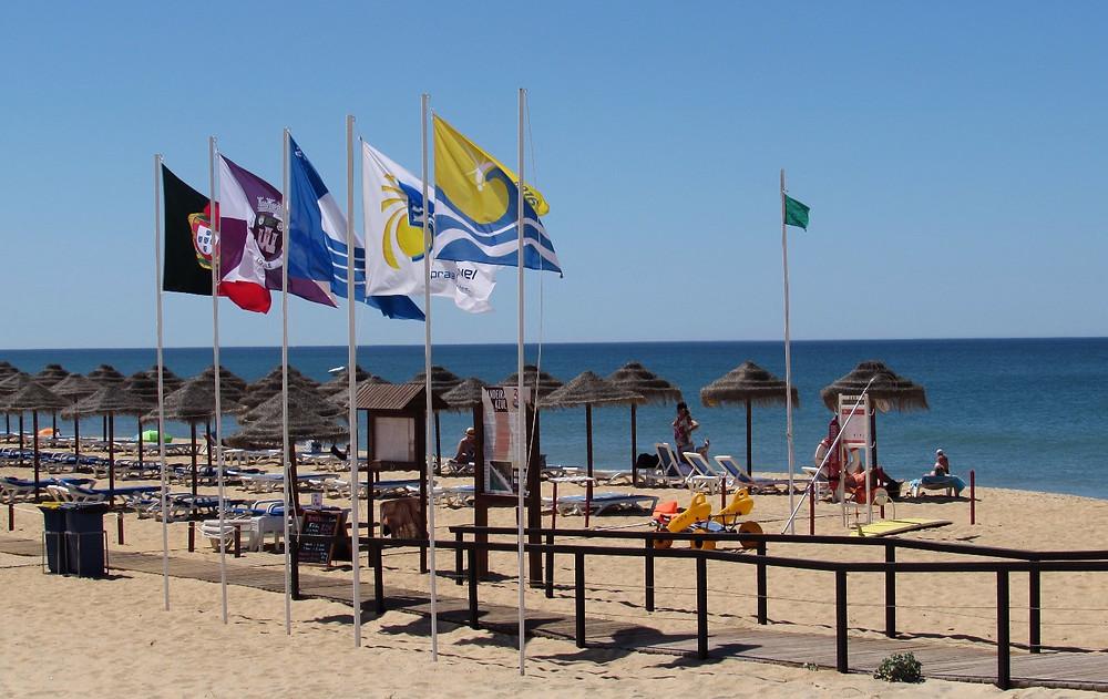 Пляж Алгарве