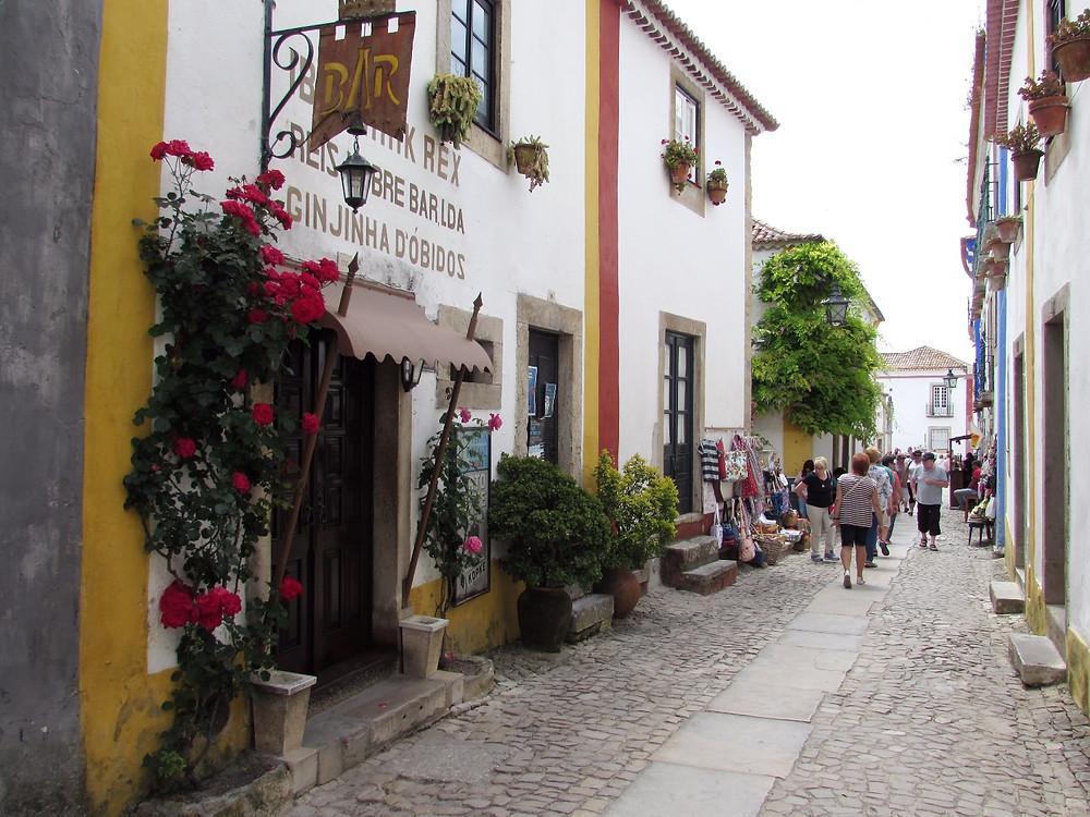 Улицы Обидуша