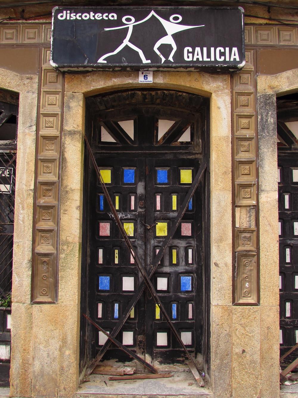 Дискотека Галисии