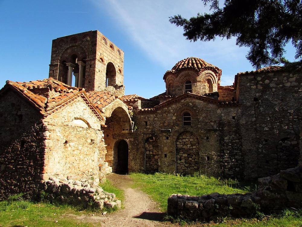 Церковь в Мистре