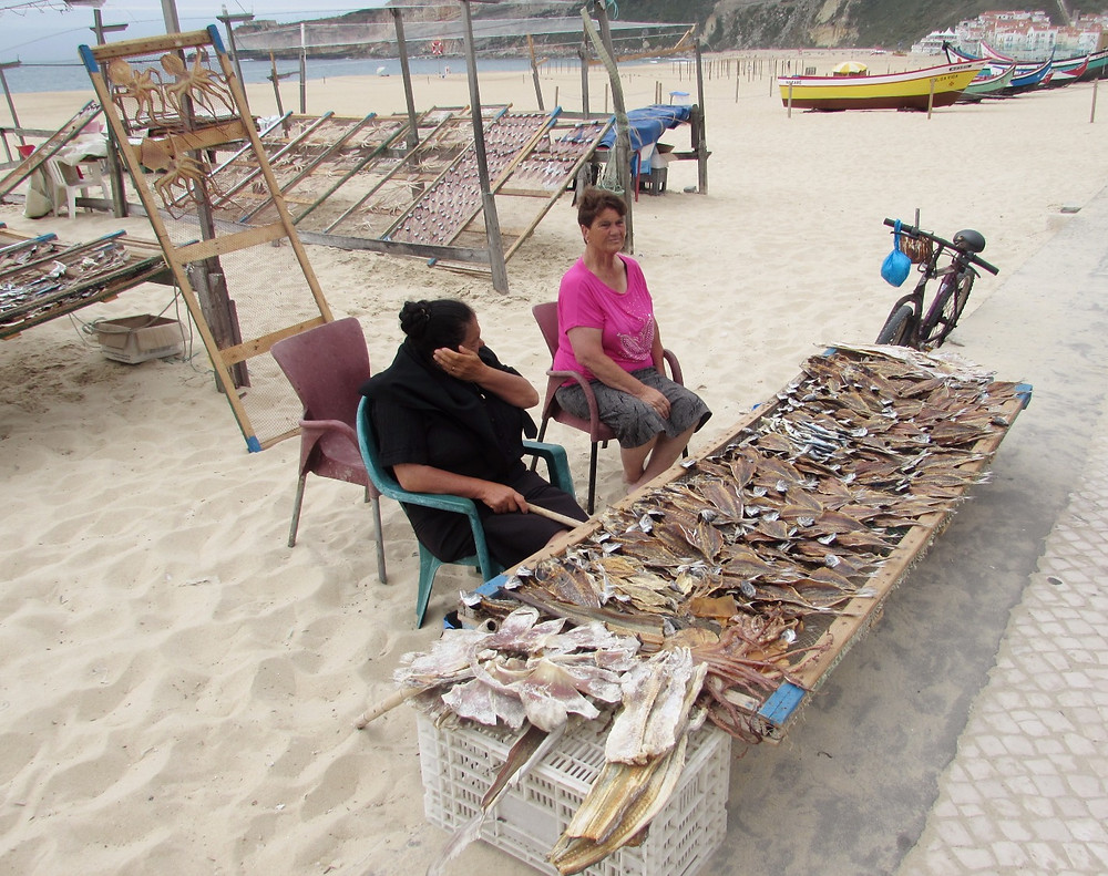 Продавщицы рыбы