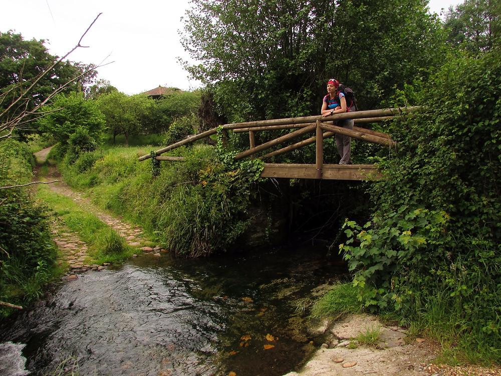 На мосту