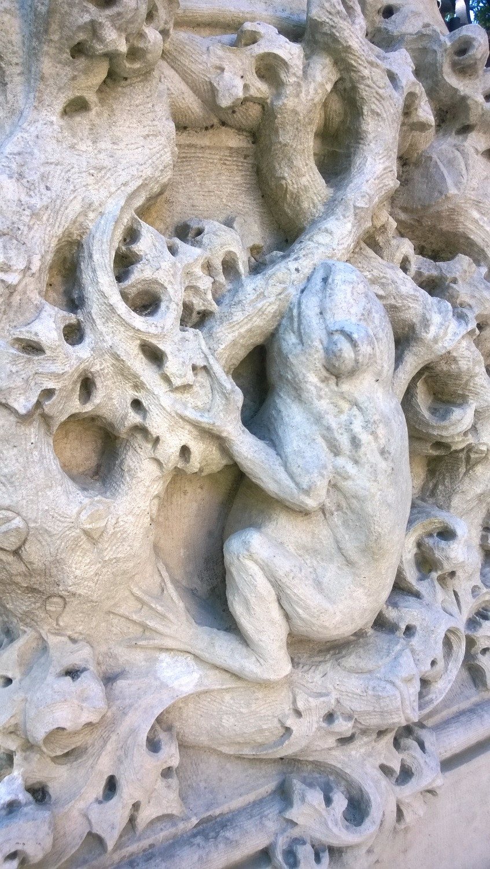 Каменная резьба
