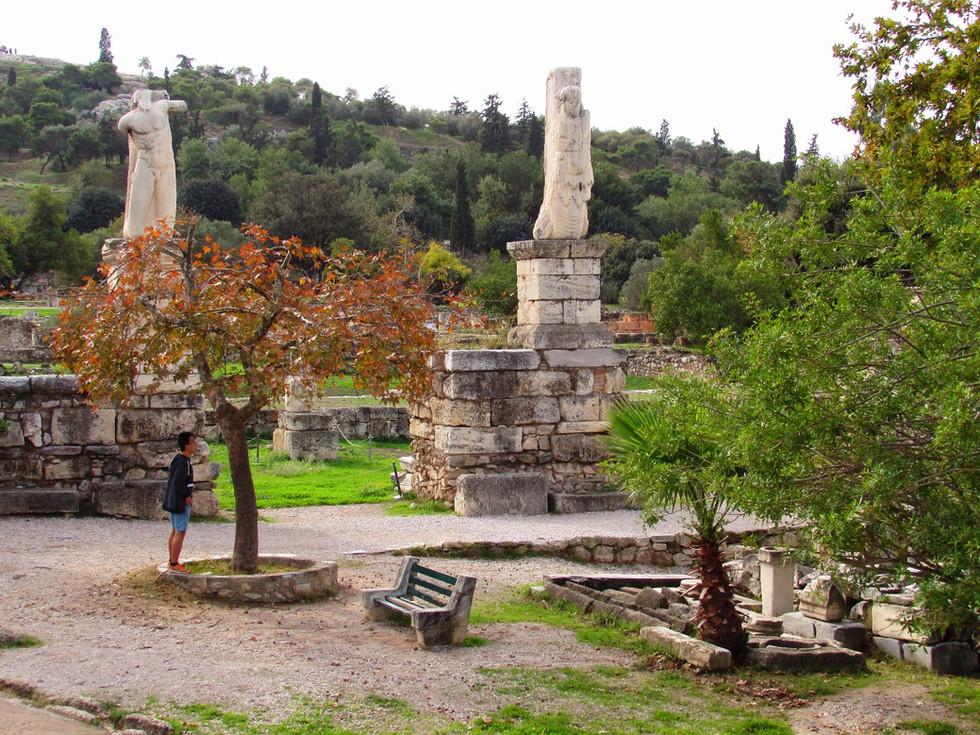 В Грецию без штопора (10-17.11.2016): Афины, день второй