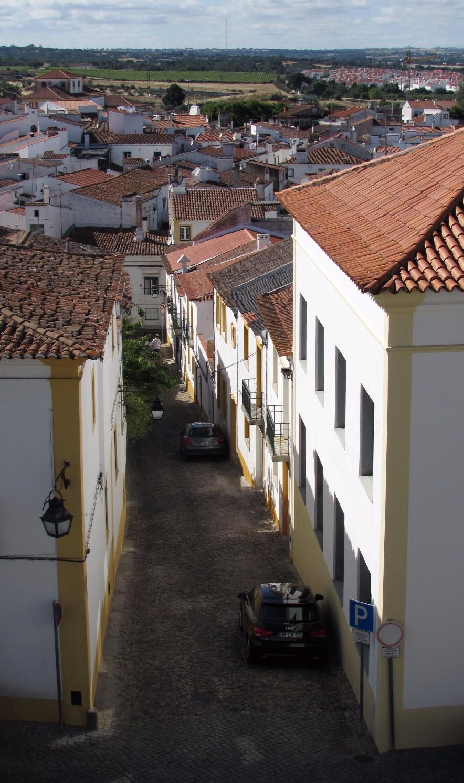 Улицы Эворы
