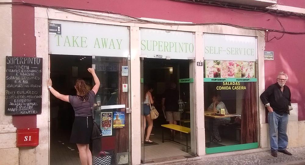 Кафе Superpinto