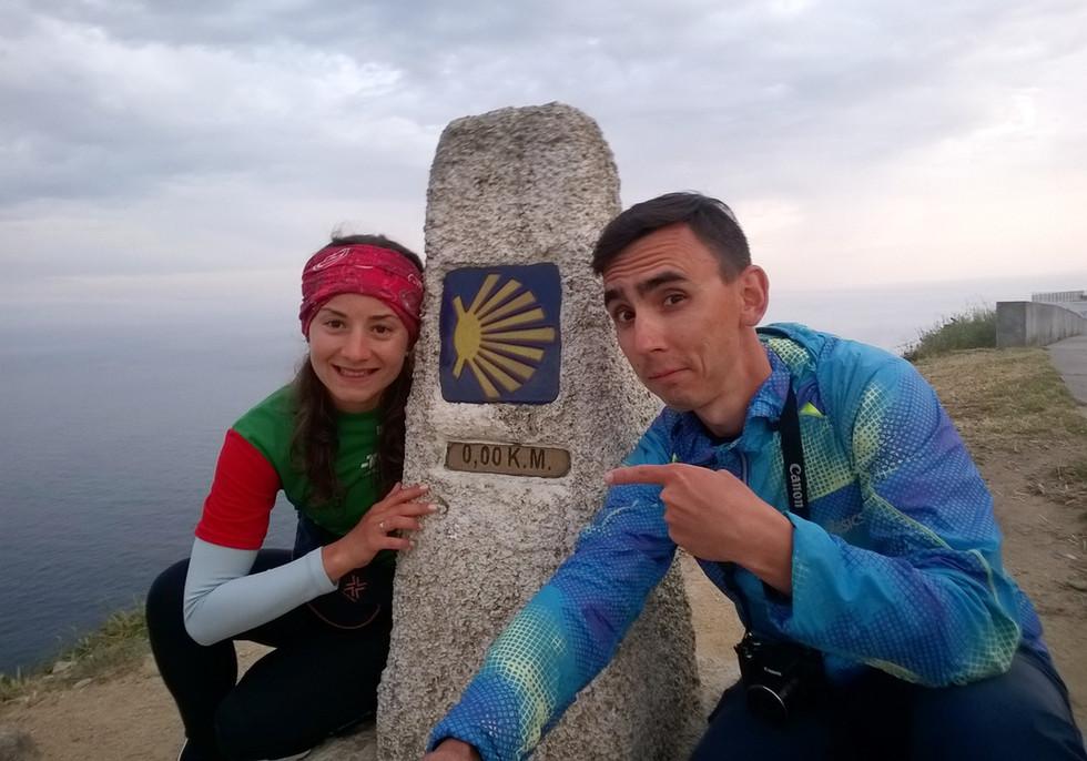 Camino Primitivo, день 14 (и последний!): Muxía - Fisterra