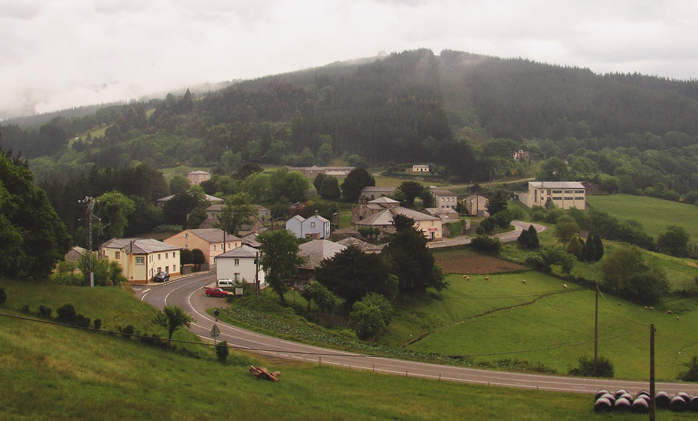 Деревня Vilardongo