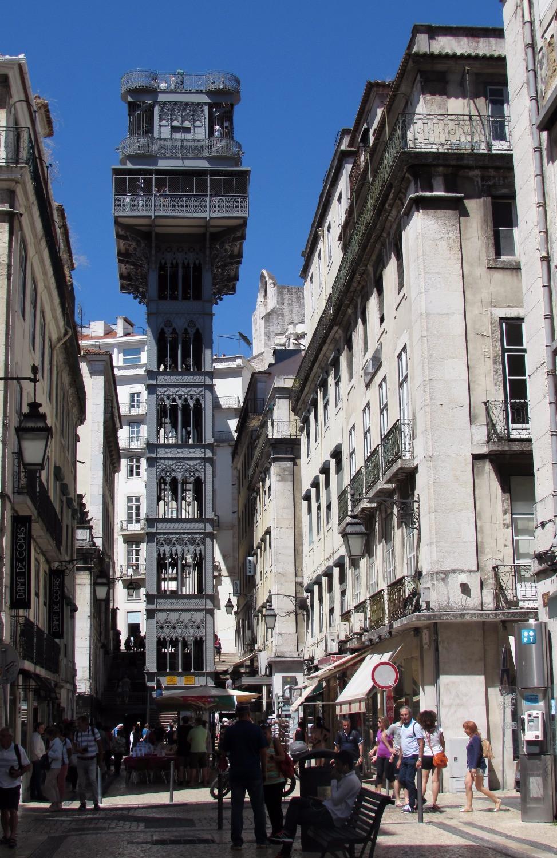 Лифт Сан-Жушта