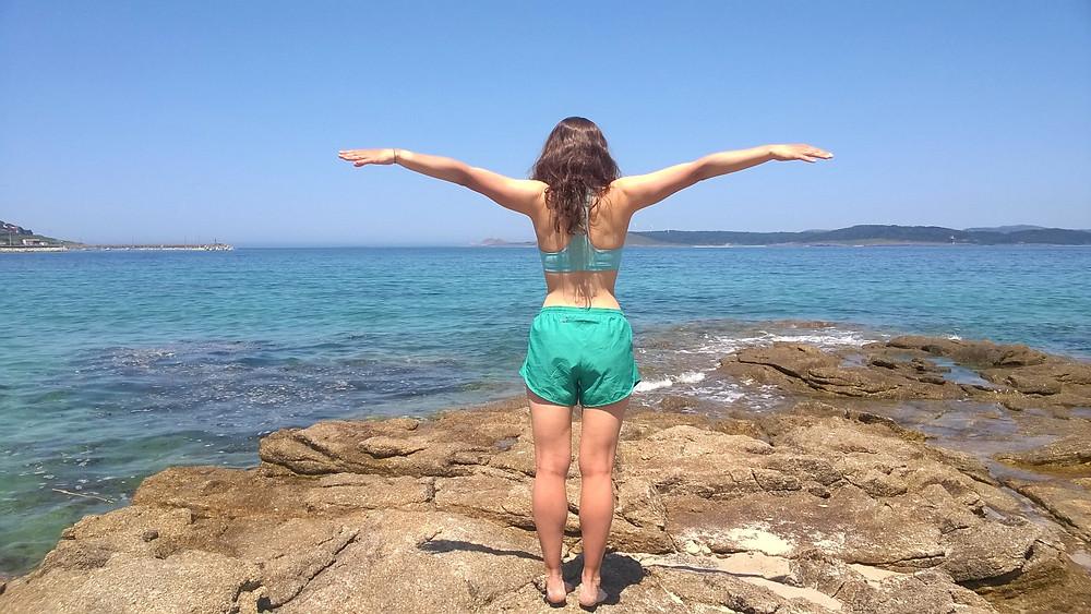 Пляж в Мушия