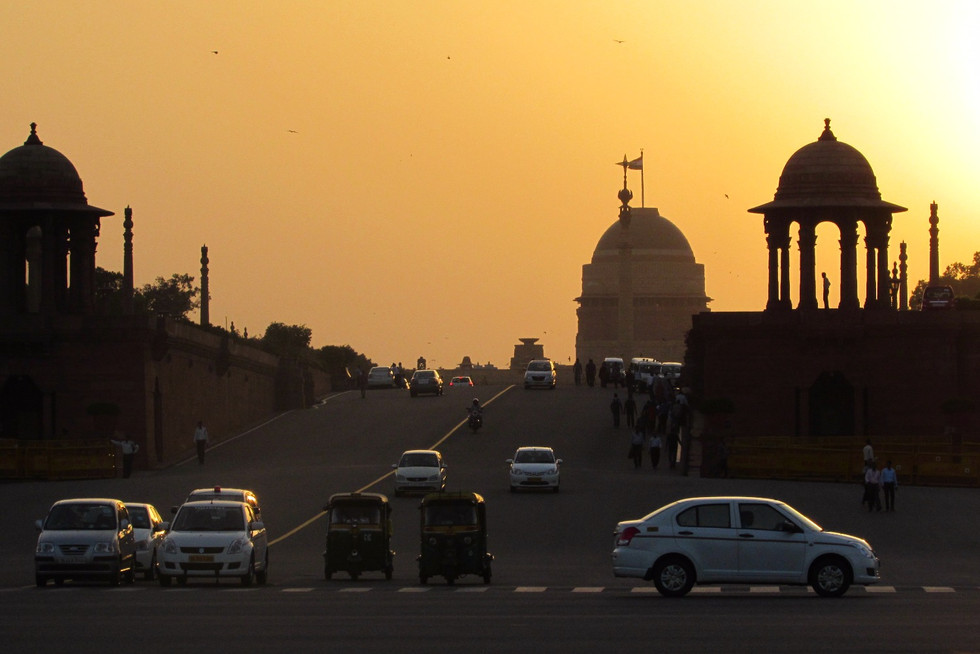 Индия для слабонервных-2015: прилет в Дели (день 0)