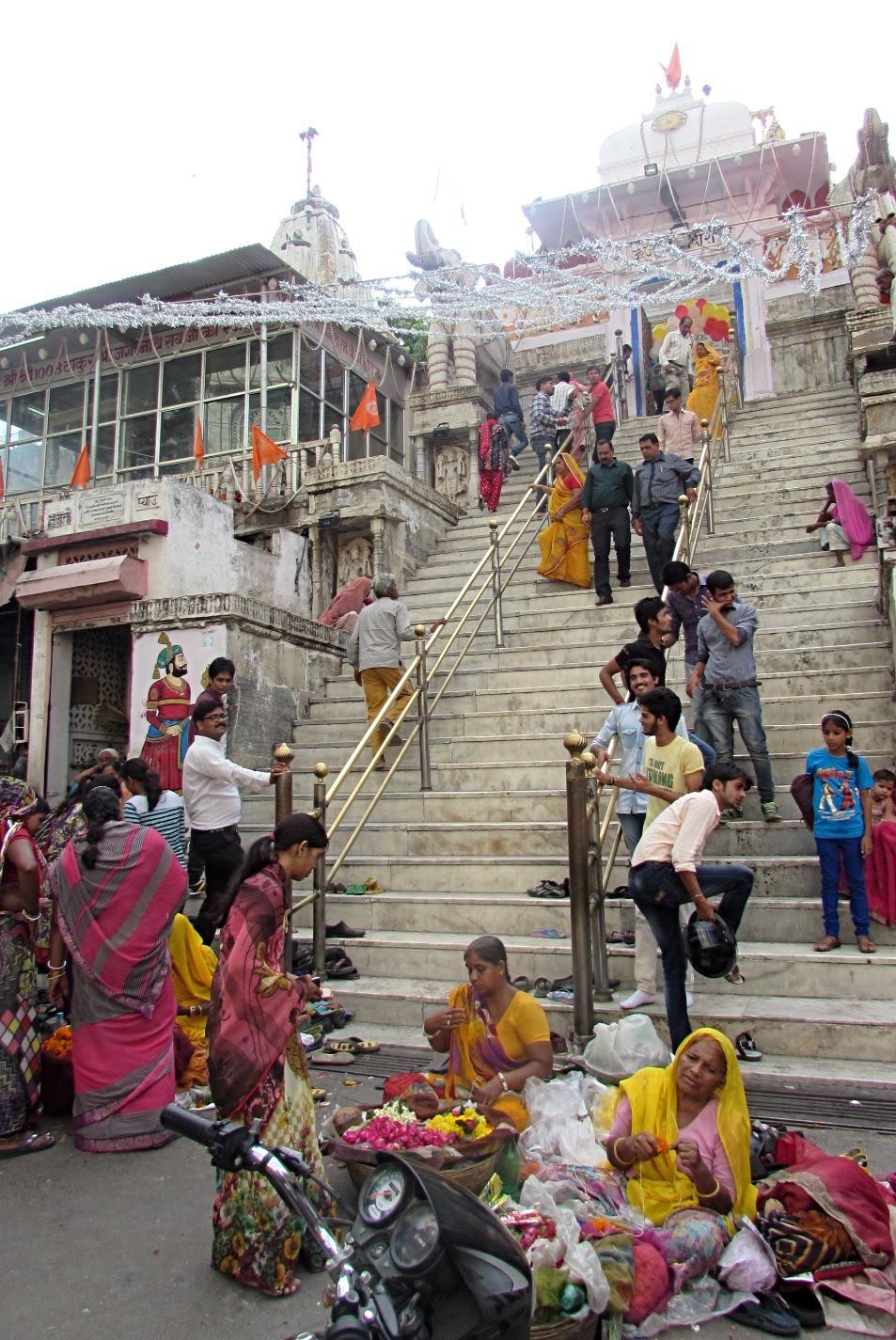 Храм Кришны в Удайпуре