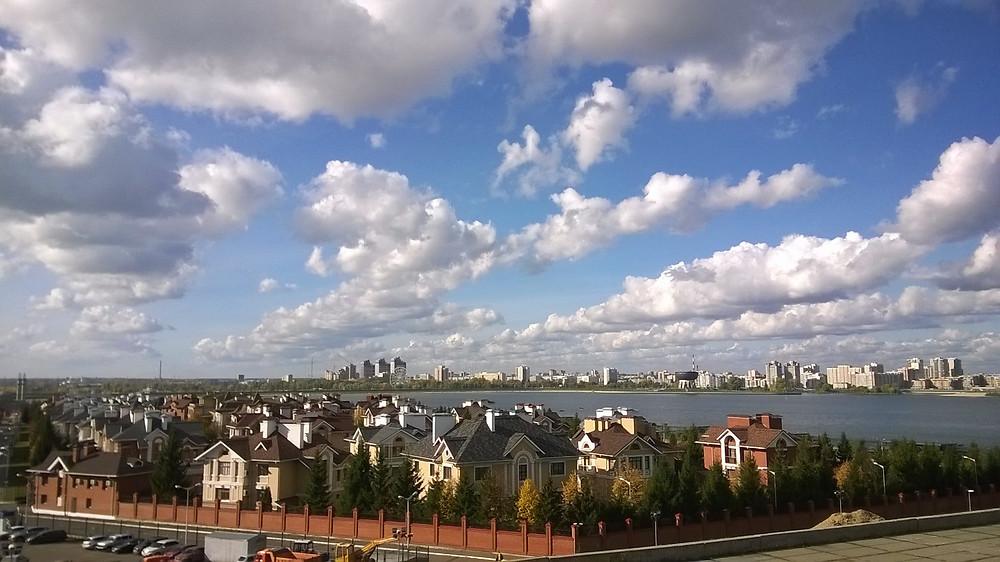 Отличная погода!