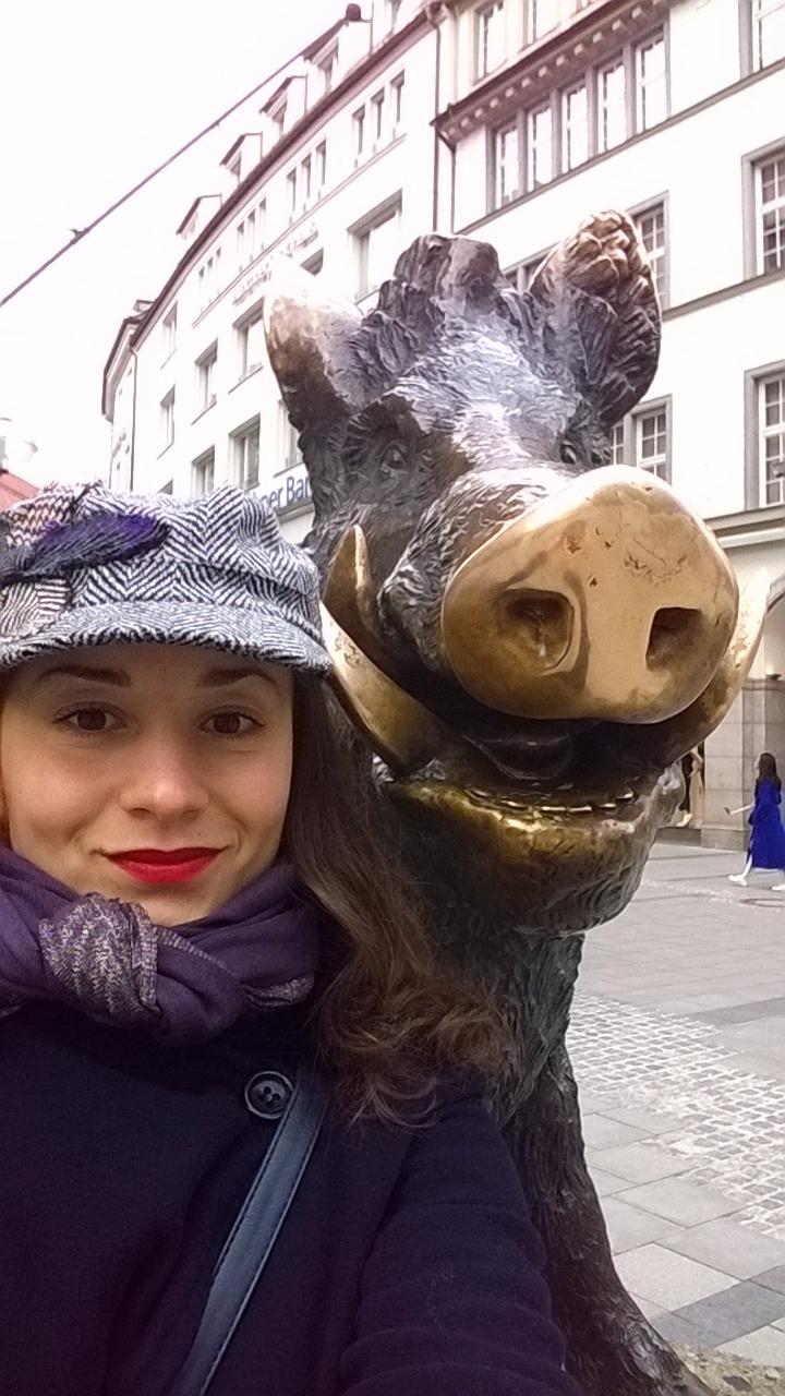 Поездка в Мюнхен