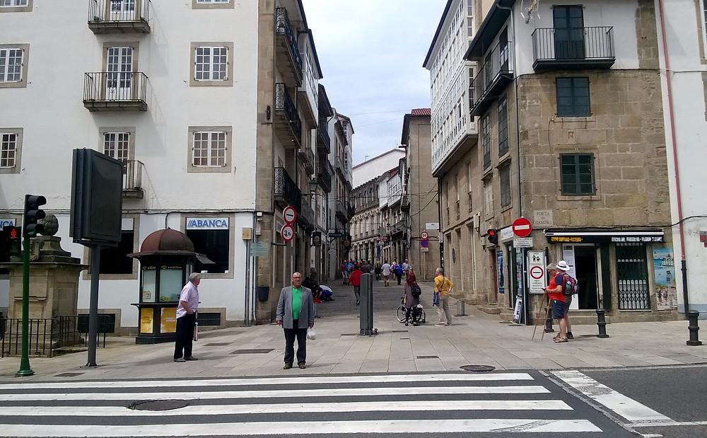 Переход перед Старым городом