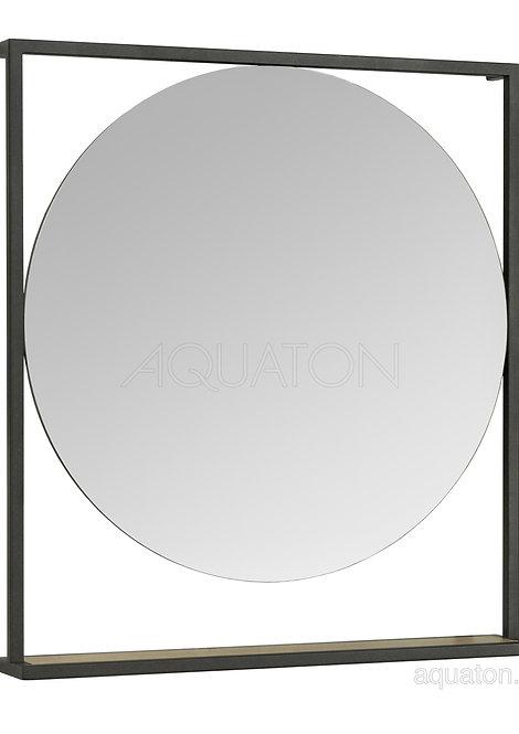 Зеркало Aquaton Лофт Фабрик 80 дуб кантри