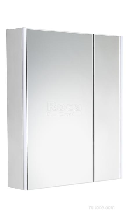 Зеркальный шкаф Roca UP 70 белый глянец ZRU9303016