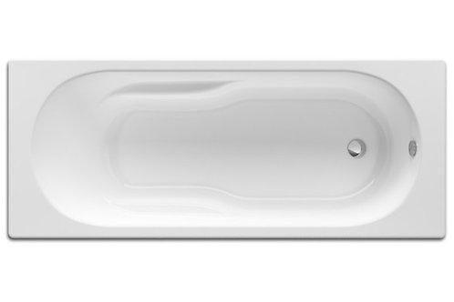 Ванна Roca Genova 160x70 с рамой\панелью\сифоном