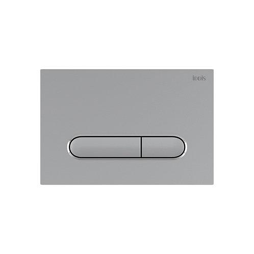 Клавиша смыва, универсальная, матовый хром, Unifix, 070, IDDIS, UNI70M0i77
