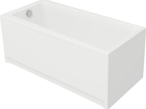 Акриловая ванна LORENA 150 c рамой и панелью