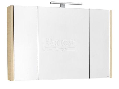 Зеркальный шкаф Roca Etna 100 дуб верона 857305445