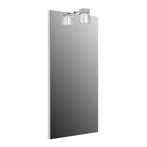 Зеркало с подсветкой, 40 см, TORR, IDDIS, TOR40L0i98