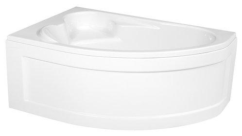 Акриловая ванна KALIOPE 153 левая\правая с рамой и панелью