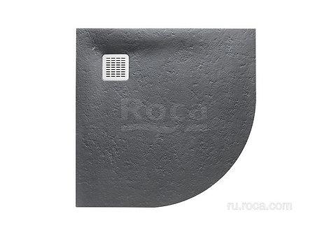 Душевой поддон Roca Terran 900X900 Pizarra 1\4 кр