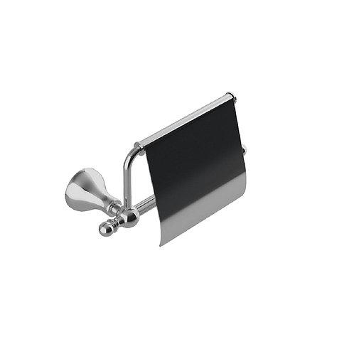 Держатель для туалетной бумаги с крышкой, сплав металлов, Retro, IDDIS, RETSSC0i