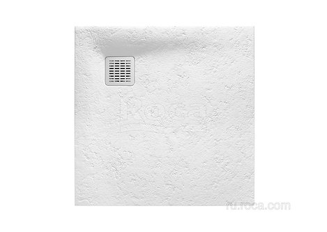 Душевой поддон Roca Terran 900X900 Blanco