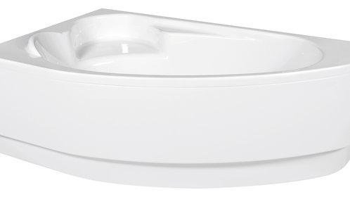 Акриловая ванна KALIOPE 170 левая\правая с рамой и панелью