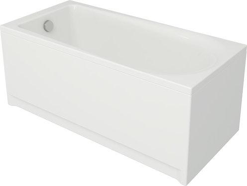 Акриловая ванна FLAVIA 150 c рамой и панелью