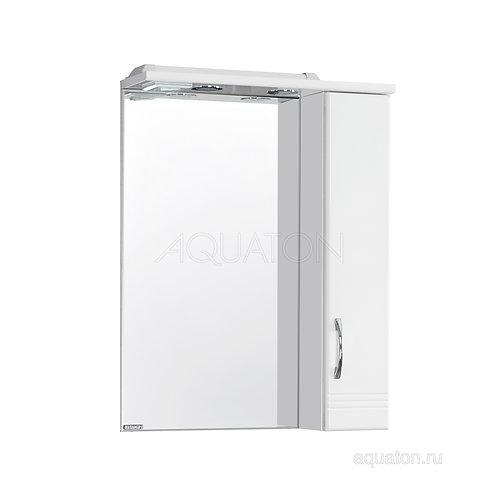 Зеркальный шкаф Aquaton Онда правый белый 1A009802ON01R