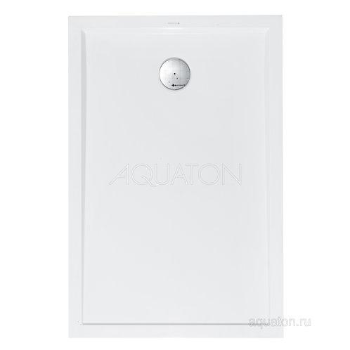 Душевой поддон Aquaton Калифорния 120х80 прямоугольный белый 1A714236CA010