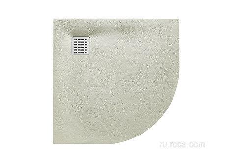 Душевой поддон Roca Terran 900X900 Cemento 1\4 кр
