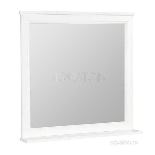 Зеркало Aquaton Идель 85 дуб белый 1A195702IDM70