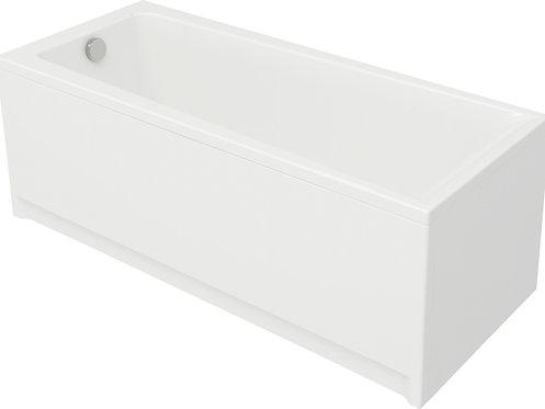 Акриловая ванна LORENA 170 с рамой и панелью