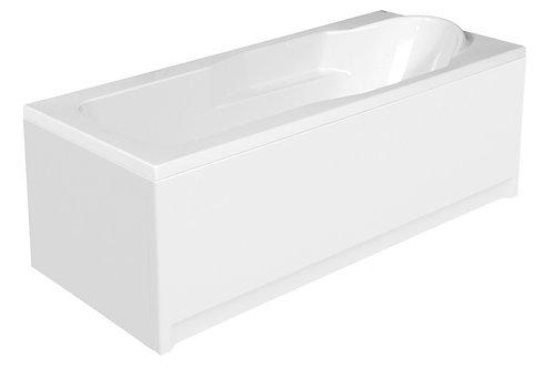 Акриловая ванна SANTANA 160 с рамой и панелью