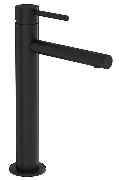 Высокий смеситель Origin для раковины чаши, матовый черный