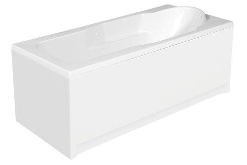 Акриловая ванна SANTANA 150 с рамой и панелью