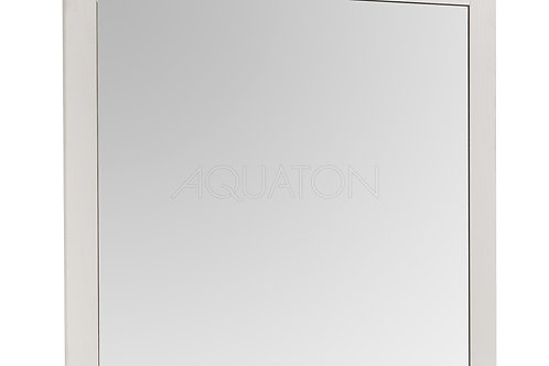 Зеркало Aquaton Леон 80 дуб белый 1A186402LBPS0