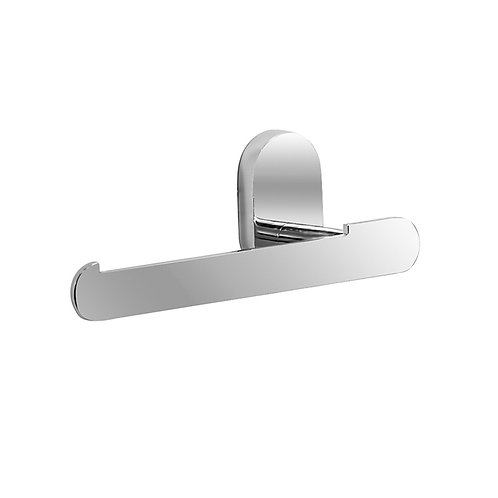 Держатель для туалетной бумаги без крышки, латунь, Mirro Plus, IDDIS, MRPSB00i43