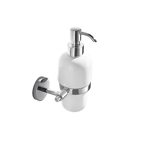 Дозатор для жидкого мыла, латунь, керамика, Gezanne, IDDIS, GEZSBC0I46